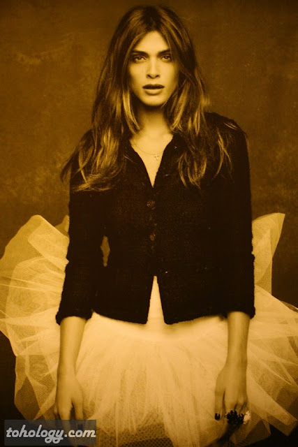 Elisa Sednaoui The Little Black Jacket Berlin