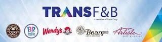 Lowongan Kerja Di Trans F&B Group Jakarta