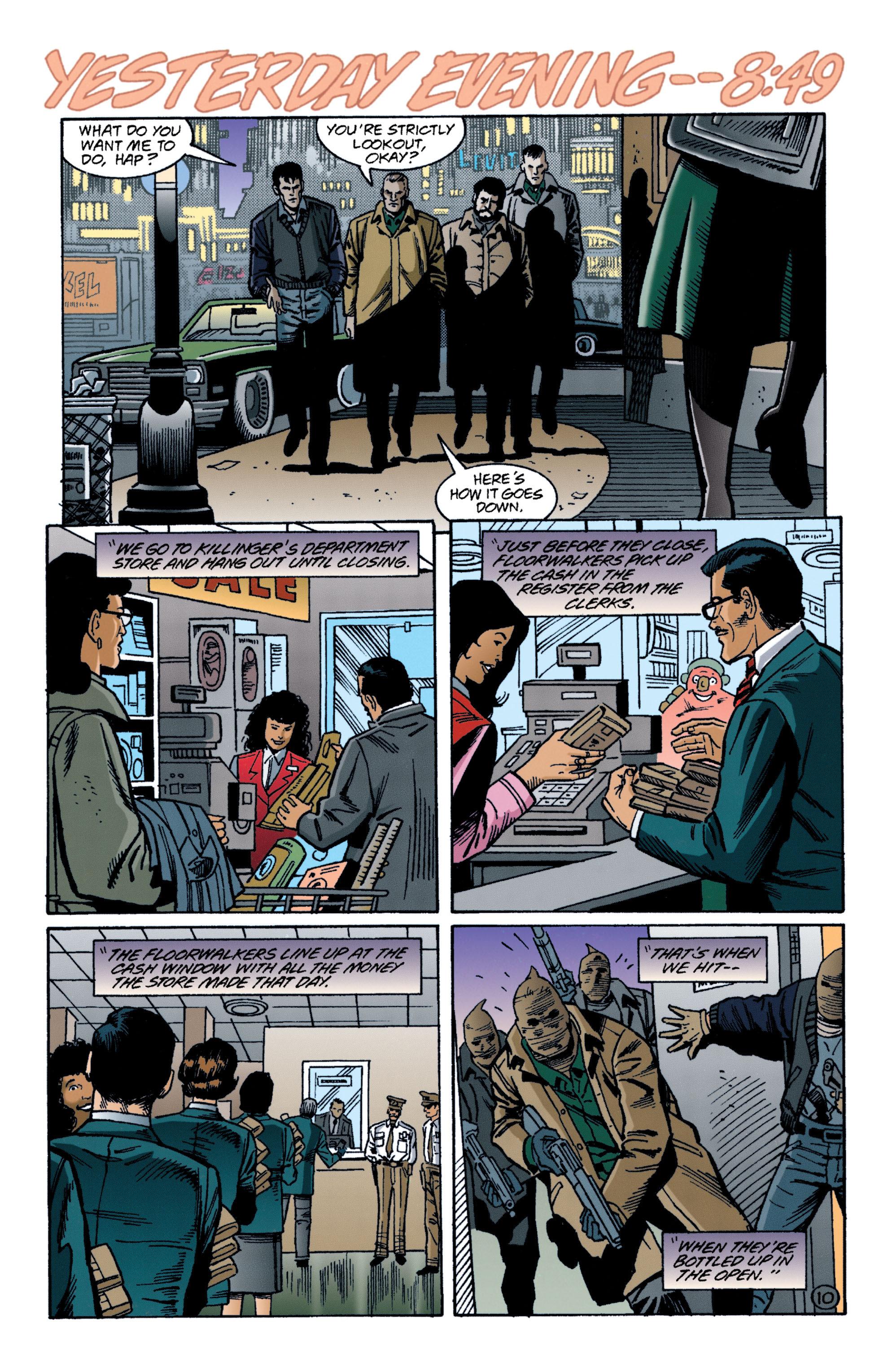 Detective Comics (1937) 716 Page 10