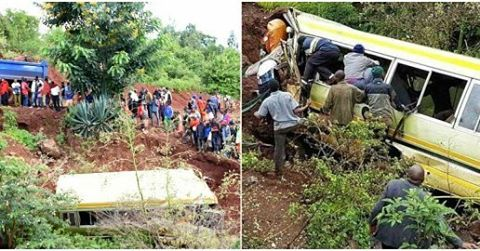 Tanzania Auto Crash: School bus crash kills 33 school kids in Tanzania