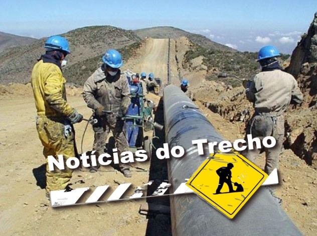 Resultado de imagem para Construção de gasoduto