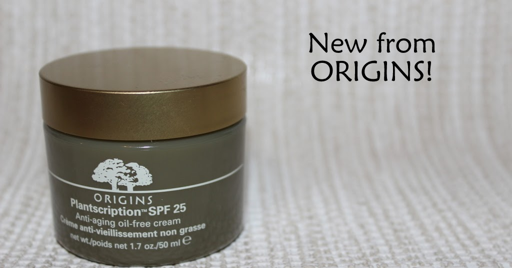 New Origins Plantscription Spf Anti Aging Oil Free Cream