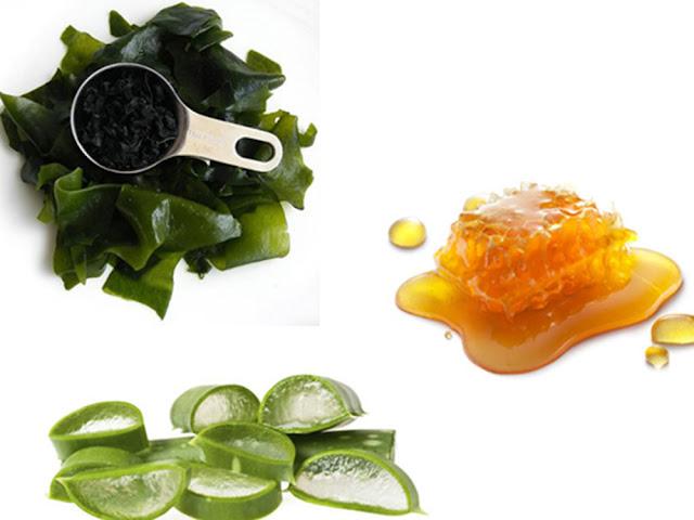 Cách làm trắng da với rong biển hiệu quả gấp 10 lần quả bơ