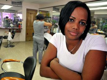 mujeres dominicana soltera