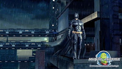 Batman The Dark Knight Rises Gameplay
