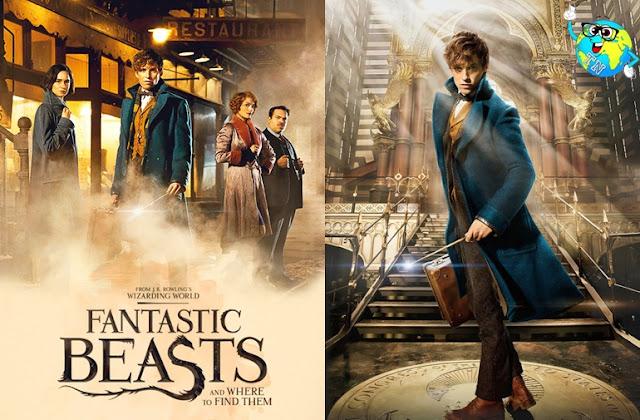 Animais Fantásticos e onde Habitam, Harry Potter, Terra de  Nerd
