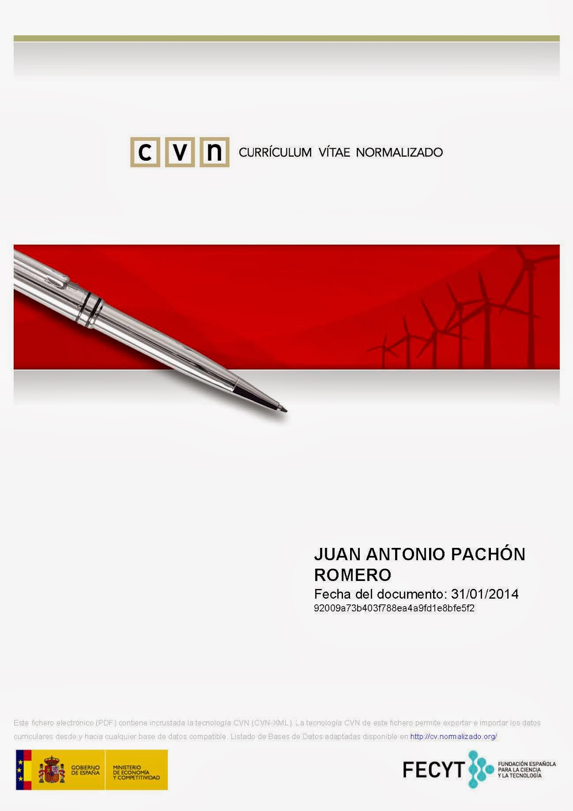 De Arqueologia Y Patrimonio Granada Y Andalucia Curriculum Vitae