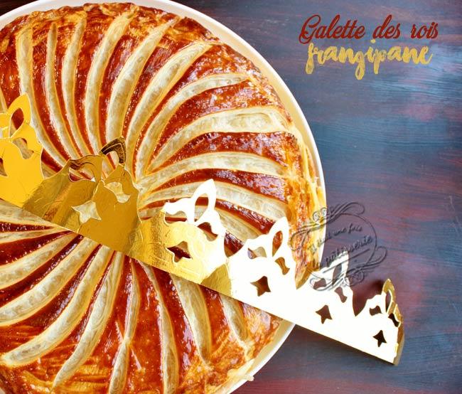 recette galette des rois traditionnelle
