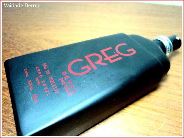 Perfume Greg Devil da Arno Sorel Paris
