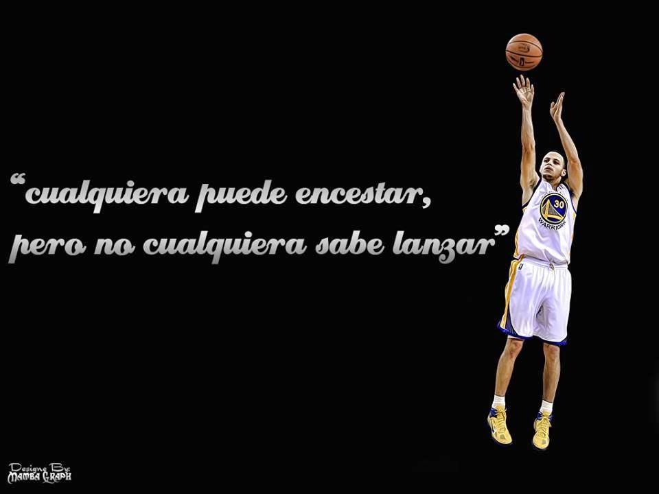 Frases Celebres Del Baloncesto Stephen Curry Cualquiera