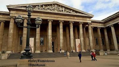 British Museum | Tempat Wisata di London