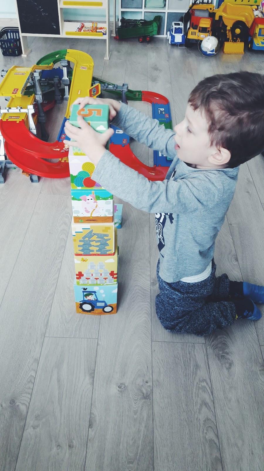 Trefl Baby Cubes - na farmie