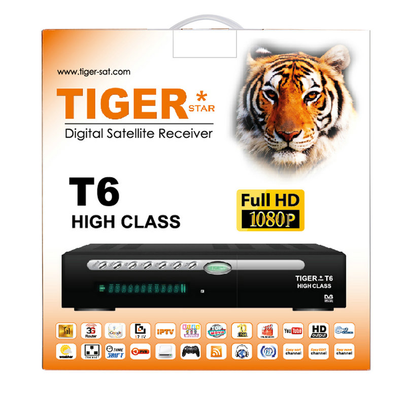 Tiger T6 Receiver Software Tiger T6 High Class Hd Software