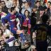 Fútbol: Messi brilla de nuevo en Madrid y el Barcelona se escapa