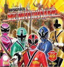 Siêu Nhân Thần Kiếm - Samurai Sentai Shinkenger VietSub (2014)