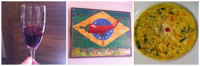 Restaurante Dedo de Moça - São João del Rei - MG