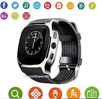 Logo Smart Watch, orologio per telefono con macchina fotografica: sconto 80% da € 59,99 a soli € 11,99!