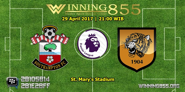Prediksi Skor Southampton vs Hull City 29 April 2017