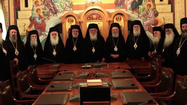 Η Διαρκής Ιερά Σύνοδος λέει «όχι» στην αναδοχή παιδιών από ομόφυλα ζευγάρια