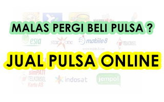 Membeli Pulsa Elektrik Via Website