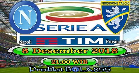 Prediksi Bola855 Napoli vs Frosinone 8 Desember 2018