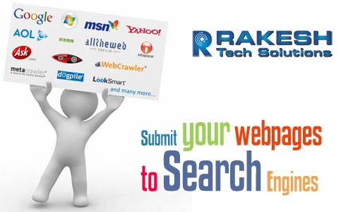 Search Engine And Back Link submissions
