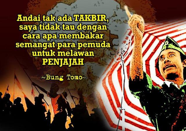 Nasib Miris Bung Tomo, Sang Laskar Legendaris Pembakar Semangat Arek-arek Suroboyo