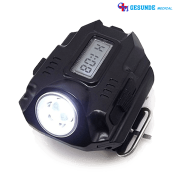 Jam Tangan Senter LED (Led Watch Flashlight)