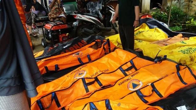 Dampak Dahsyat Tsunami Selat Sunda: 168 Tewas dan 745 Luka-luka
