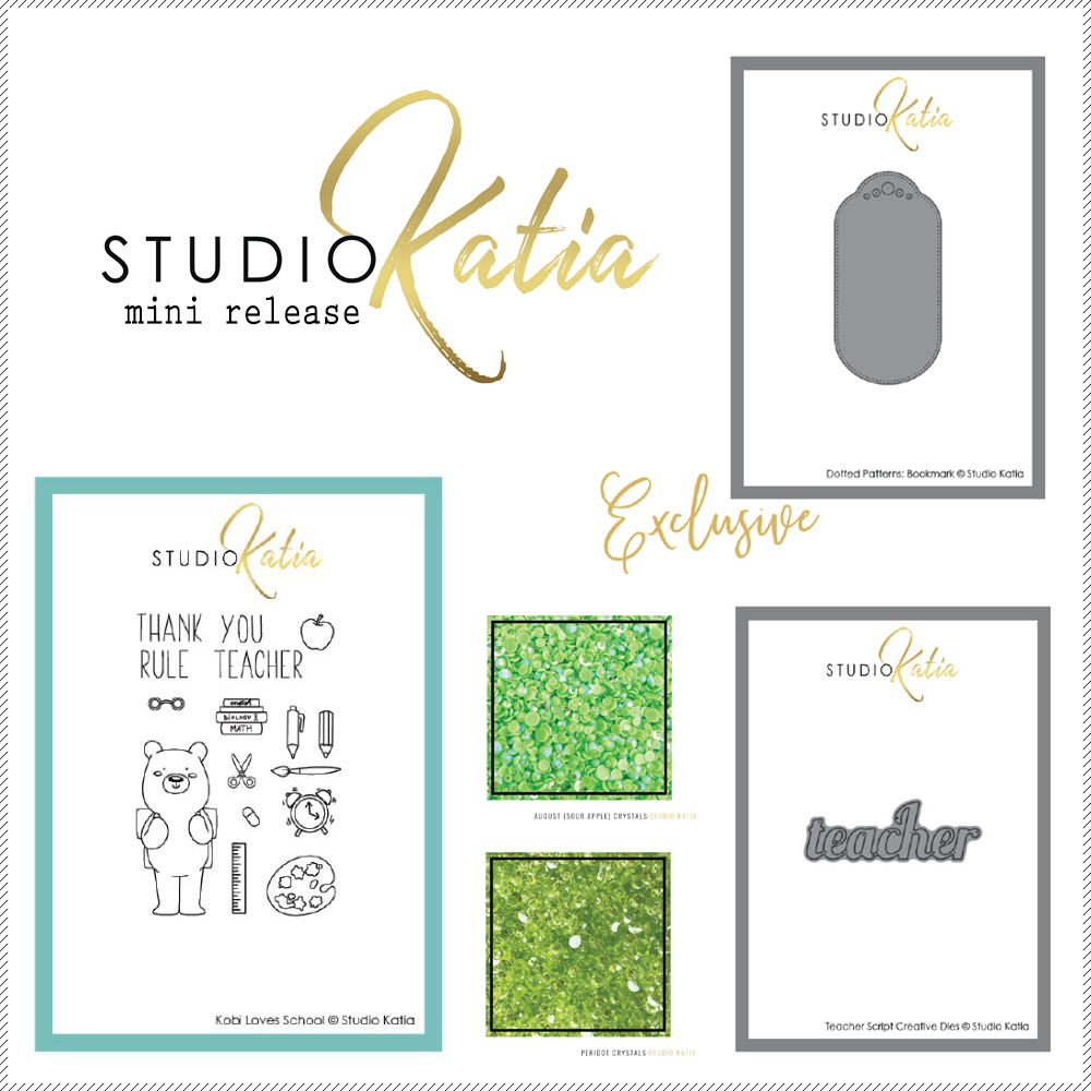 Studio Katia mini release