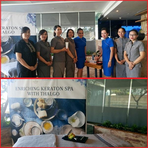 Launching Produk Thalgo di Hotel - Blog Mas Hendra