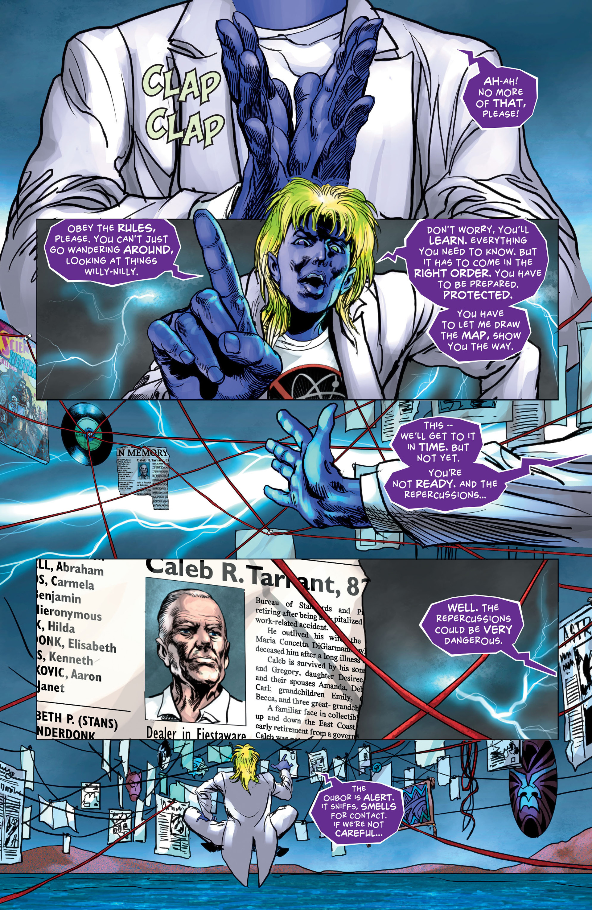 Read online Astro City comic -  Issue #5 - 13