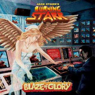 "Jack Starr's Burning Starr - ""Metal Generation"" (audio) from the album ""Blaze of Glory"""