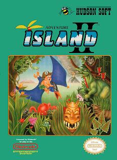Adventure Island II (BR) [ NES ]