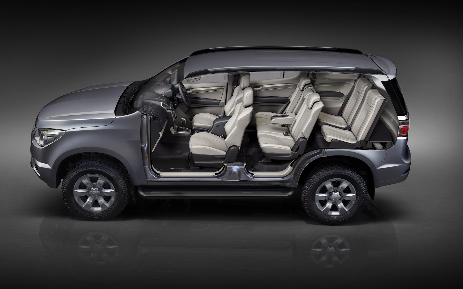 ChevroBlog: Chevrolet TrailBlazer: La nueva Blazer para ...