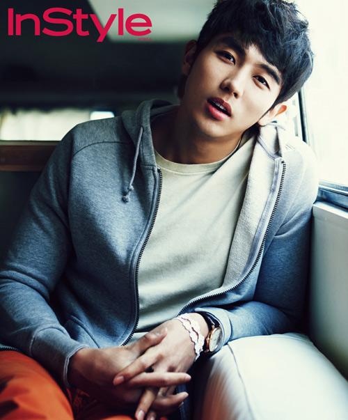twenty2 blog: 2AM's Seulong in InStyle Korea May 2013 ...