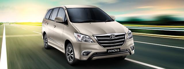 Xe Toyota Innova có ngoại thất trang nhã, lịch sự