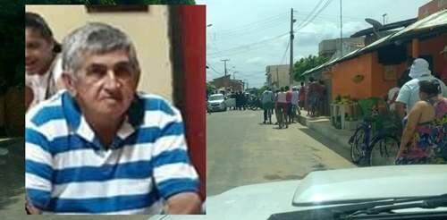 Taxista é baleado gravemente em um assalto na cidade de Aracati-CE