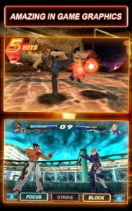 Tekken Card Tournament MOD APK  Terbaru gratis