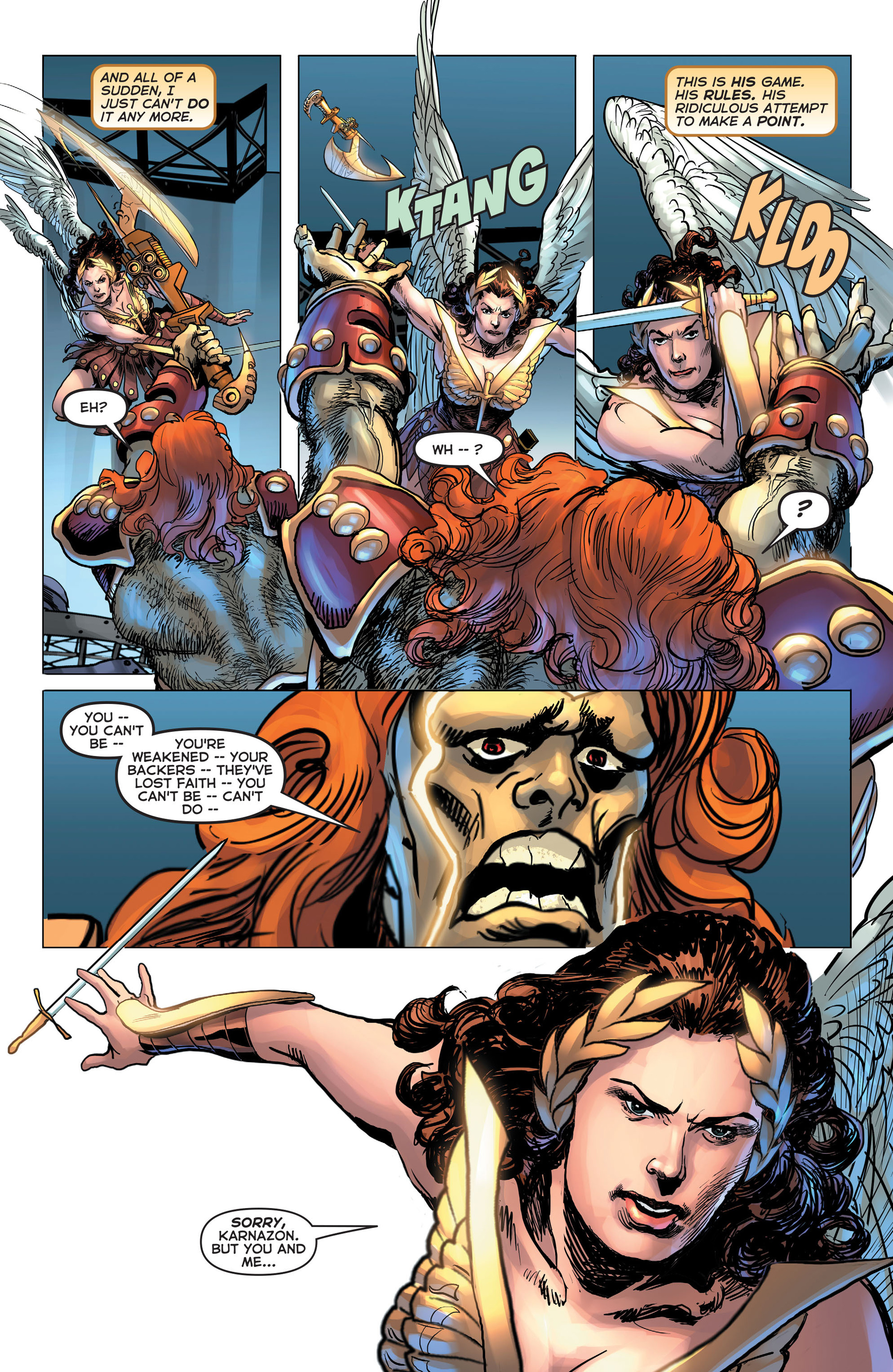 Read online Astro City comic -  Issue #10 - 16