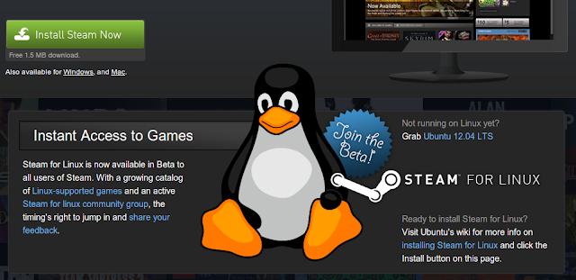 Valve Now Actively Promoting Steam for Linux, Encourage Users to try Ubuntu
