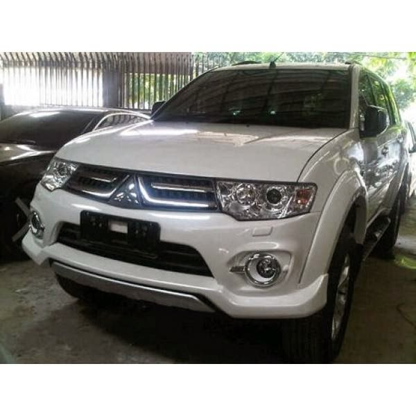 Body Kit Mitsubishi Pajero Dakkar Limited 2014
