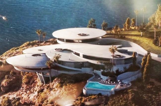 Contoh Desain Rumah Unik Minimalis
