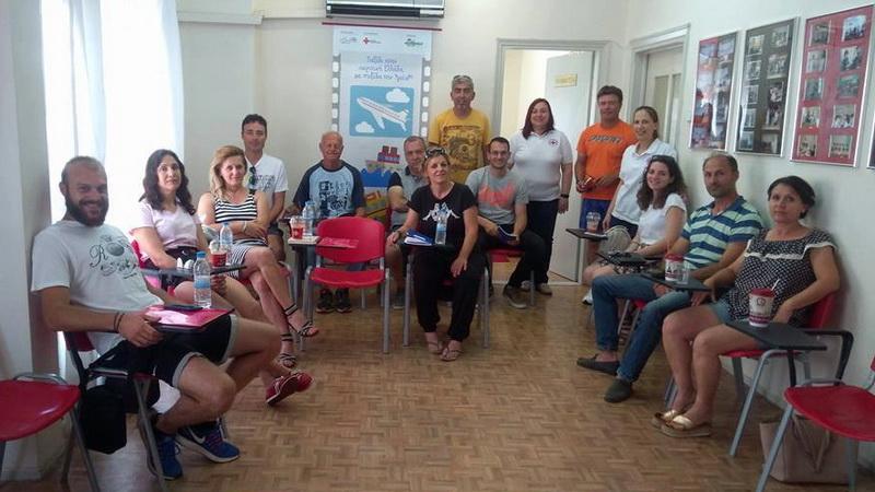 Οι προπονητές Στίβου του Εθνικού Αλεξανδρούπολης εκπαιδεύτηκαν στις πρώτες βοήθειες