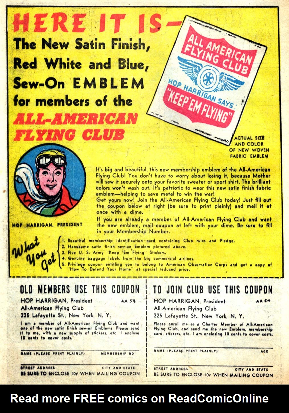 Read online All-American Comics (1939) comic -  Issue #54 - 48