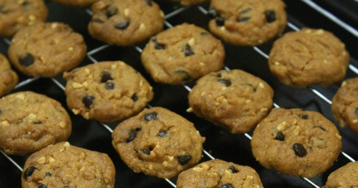 Biskut Chocolate Chip Famous Amos ~ :: Dari Dapur CT