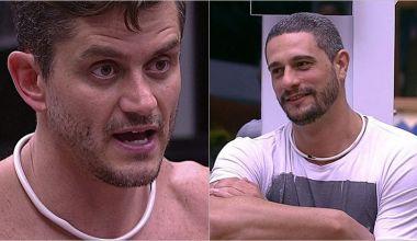 Instrução de Boninho com o brother Marcos gera polemica nas redes  sociais