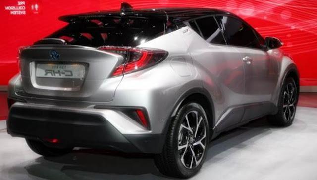 2018 Toyota CHR Specs, Release Date, Price