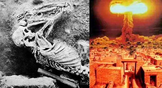 Mohenjo Daro – Πυρηνικός Πόλεμος του 2.000 π.Χ… (video)