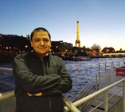 Escritor Henry Vargas Estrada